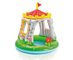 Надувной бассейн Королевский замок 57122