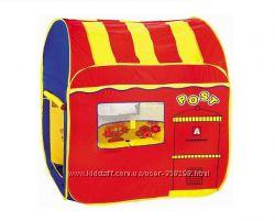 Детская игровая палатка 2в1 - Почта Супермаркет