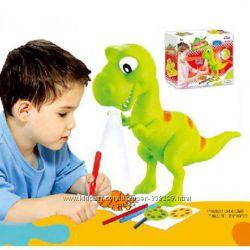 Проектор для рисования Динозавр Рекс