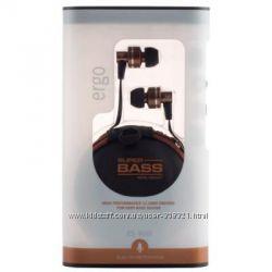 3 цвета Качество звука Наушники Ergo ES 900i с микрофоном