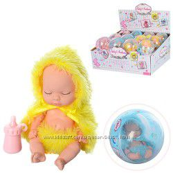 малыш пупс в шаре Baby Ardana разные виды