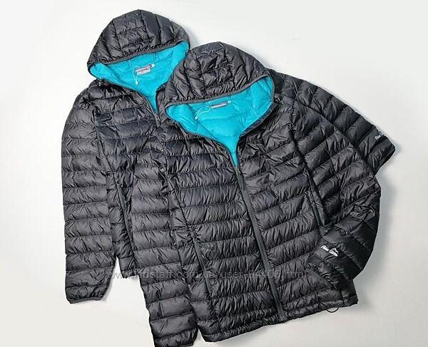 Женская демисезонная ультралегкая куртка с капюшоном на пуху peter storm