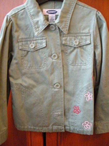 Курточка, ветровка, плащ OLD NAVY 4,5 - 5 лет
