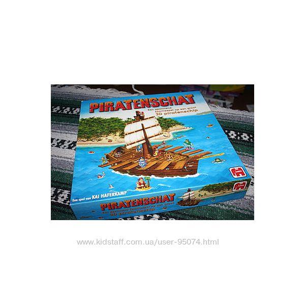 Настольная игра-конструктор Пиратский корабль