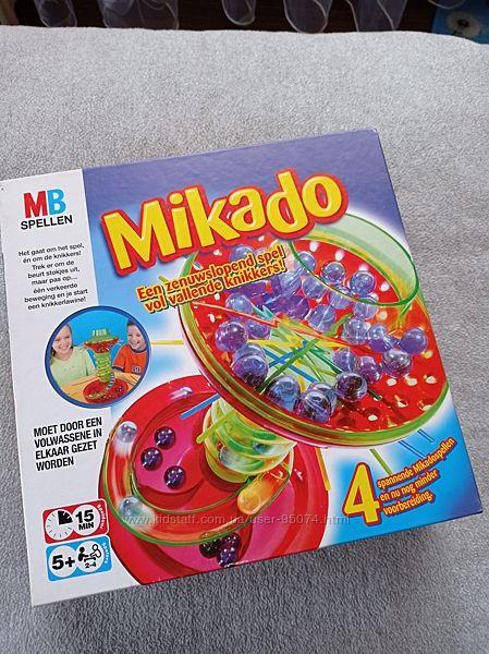 Игра на ловкость Микадо