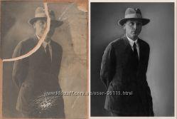 Реставрация, ретушь и восстановление фотографий.