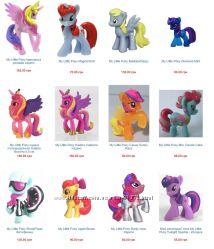 Пони, пегас  My Little Pony  Хасбро - более 130 видов