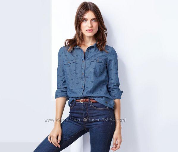 Модная рубашка блуза Германия