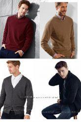 Красивые фирменные свитеры гольфы пулловеры  ТСМ Германия