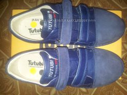 Новые ортопедические туфли-мокасины Tutubi. Пролет с размером