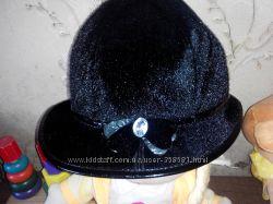шляпка з штучного хутра