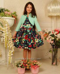 Праздничные, летние, и школьные платья Красавушка
