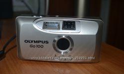 Продам пленочный фотоаппарат Olympus