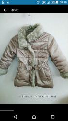 Зимова куртка Mayoral для дівчинки
