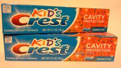 Лучшая детская зубная паста Crest Kids Cavity