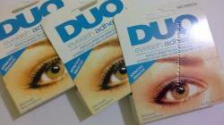 Самый крутой клей для накладных ресний DUO Eyelash Adhesive