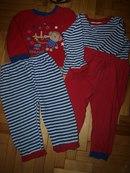 Много пижам-комплектов наборов George от 12 до 24 мес и больше.