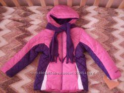 Новая зимняя куртка Pacific Trail для девочки р. 6х