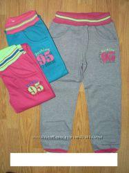 СП Спортивные утепленные штаны для девочки Венгрия р. 98-128 см.