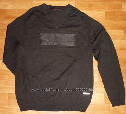 Классический пуловер Ungaro Homme меринос-акрил, р. XL