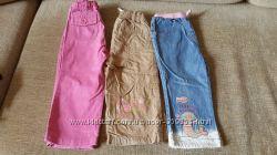 штаны и джинсы на 1-2 года