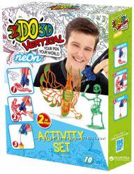 Большие наборы для детского творчества с 3D-маркером I do 3D Акционная цена
