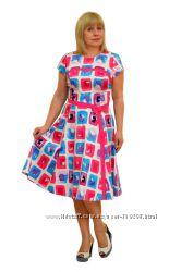 Женская одежда от украинского производителя 42-64 размеры TM DIMODA