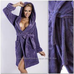 Женские теплые халаты Польша