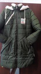 Срочно  Зимняя куртка