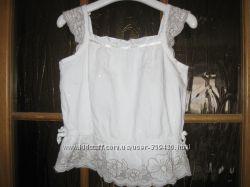 блуза нарядная батистовая Monsoon