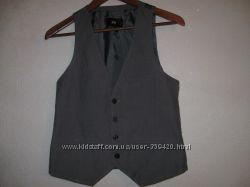 жилетка костюмная брендовая H&M р. 44