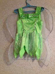 платье Феи фирменное Disney на 3-5 лет