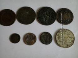 монеты, марки