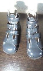 Ортопедические сандали туфли для мальчика. Новые