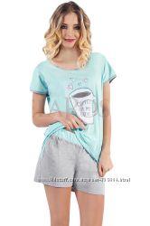 Польские пижамы - женская одежда для дома и сна ТМ Italian Fashion.