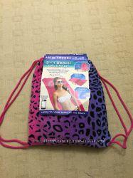 Claire&acutes Пляжний махровий рюкзак з полотенцем 3 в 1