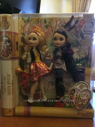 Ever After High, Monster High куклы