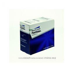 линзы PUREVISION 8, 6 6 шт  -1, 25