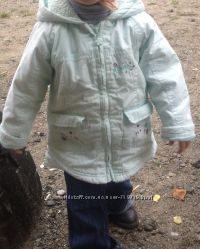 Классная куртка DEBENHAMS 92 см