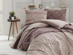 Зимнее байковое постельное белье Турция Евро