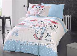 Красивое детское постельное белье из натурального хлопка