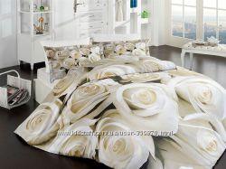 3D постельное белье Страны  - First choice - Турция