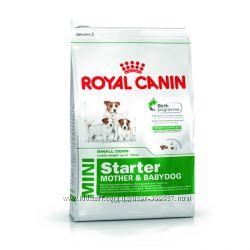 Сухой корм для собак Royal Canin серии Starter