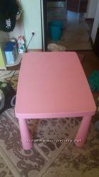 столик детский , пласти, IKEA