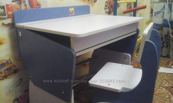 Парта со стулом на 1-4 класс