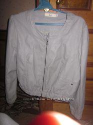 Новая курточка кожзам