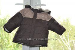 Куртка на мальчика Олд Неви, 6-12 мес, большемерит