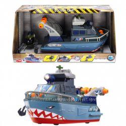 Интерактивный Корабль Катер Dickie Шторм с субмариной 3308365