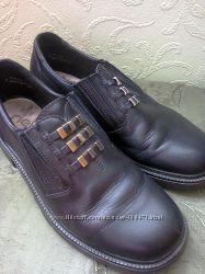 Закрытые кожаные туфли RIEKER р. 37