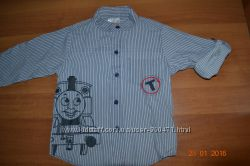 Рубашка 2-3 года